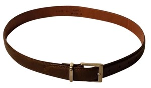 Neil Martin Neil Martin Casual Brown Genuine Leather Belt