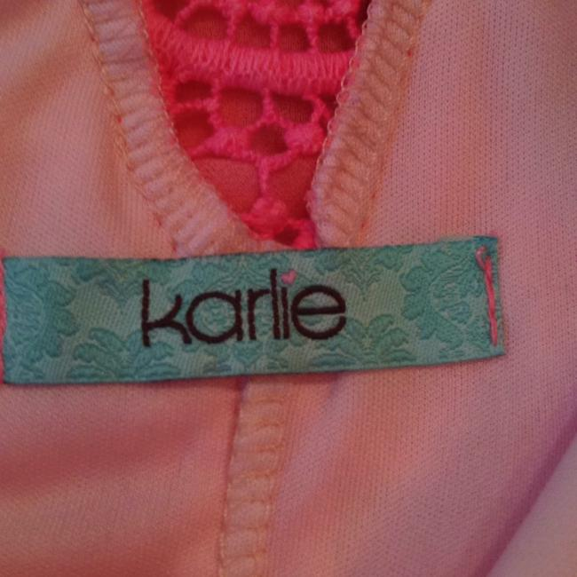 Karlie short dress Pink on Tradesy
