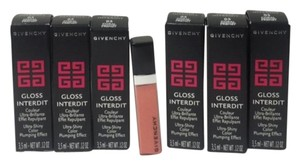 Givenchy Get 6 pcs of GIVENCHY Gloss Interdit 03 CORAL FRENZY NEW.
