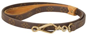 Louis Vuitton Louis Vuitton Monogram Laisse Baxter GM Dog Leash for Pets