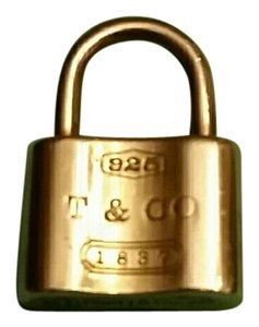 Tiffany & Co. TIFFANY LOCK PENDANT CHARM