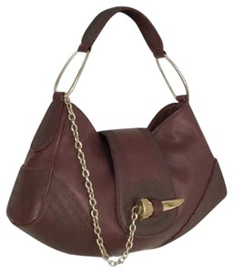 Botkier Essex Leather Hobo Jessica Alba Shoulder Bag