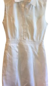 Brooks Brothers short dress White on Tradesy