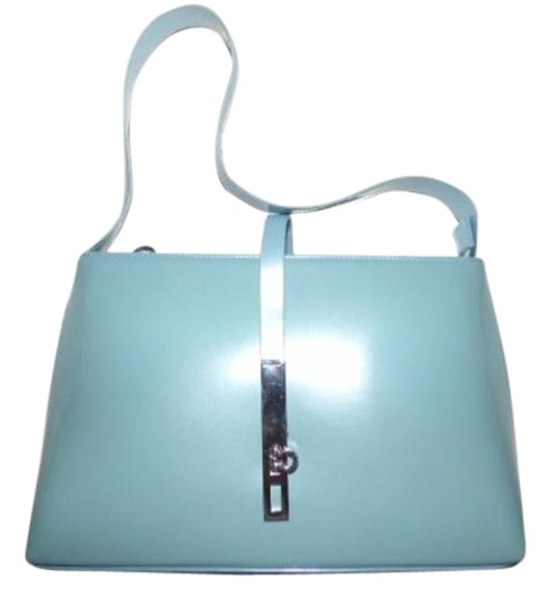 Preload https://img-static.tradesy.com/item/17811274/salvatore-ferragamo-vintage-pursesdesigner-purses-pale-frosted-blue-patent-leather-hobo-bag-0-1-540-540.jpg