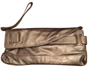 Latico Pewter Clutch