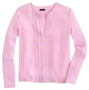 J.Crew Top Frosty Pink/