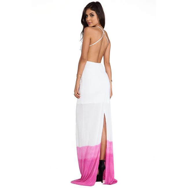 White Maxi Dress by Woodleigh