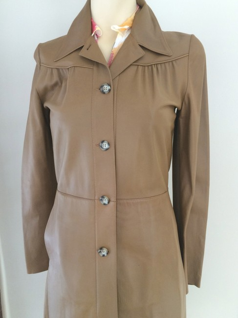 Prada Trench Coat Image 10