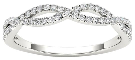 Preload https://img-static.tradesy.com/item/17813548/10kt-white-gold-diamond-criss-cross-ring-0-1-540-540.jpg
