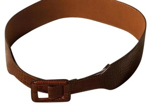 Banana Republic Banana Republic Brown Leather Fashion Belt