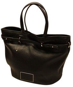 Marc by Marc Jacobs Ligero Leather Tote in Black