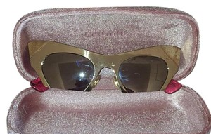 Miu Miu Mui mui vintage cat eye sunglasses