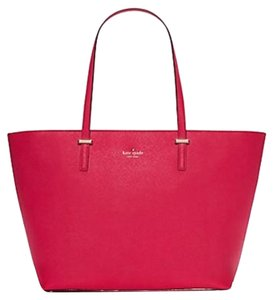 Kate Spade Tote in WATERMELON RED