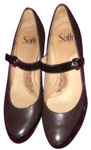Eürosoft by Söfft Dark brown and black Pumps