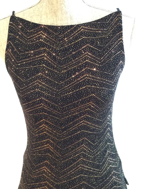 Other Tops Blouses Tank Tops Dressy Tops Top Black, Copper
