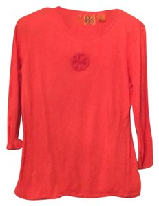 Tory Burch Top Orange