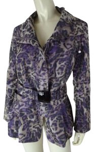 Lafayette 148 New York Coat Black, Tan, Purple Jacket