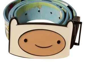 Other Cartoon Network Adventure Time Reversible Belt Finn Buckle