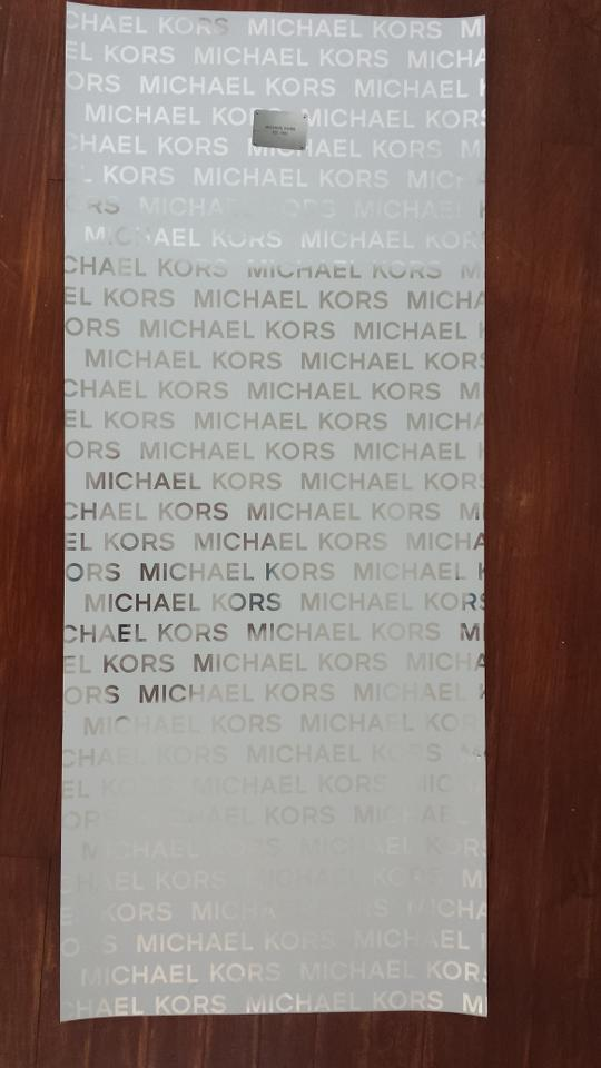985f3cfa8 Michael Kors Poster/ Wallpaper / Wrapping Paper and Cloth Dust (Bag ...