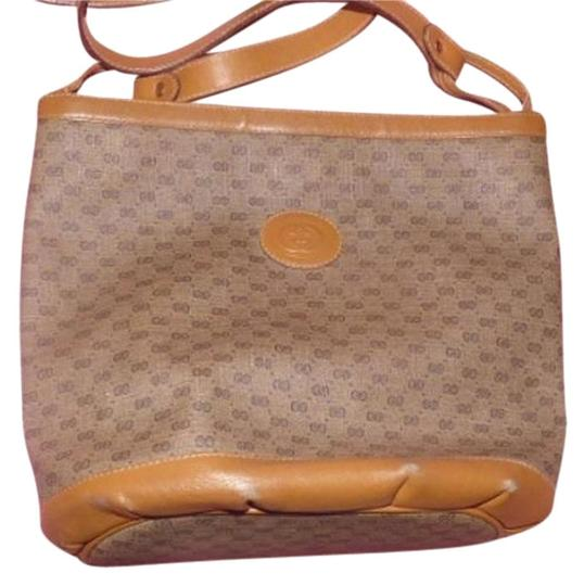 Preload https://img-static.tradesy.com/item/17817475/gucci-vintage-pursesdesigner-purses-coated-canvas-with-small-g-print-and-leather-in-browns-canvaslea-0-2-540-540.jpg