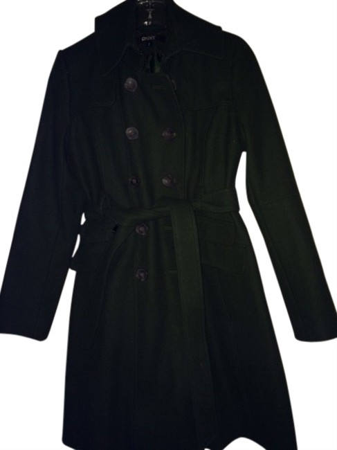 Item - Loden Green (Trench/Pea Coat Size 2 (XS)