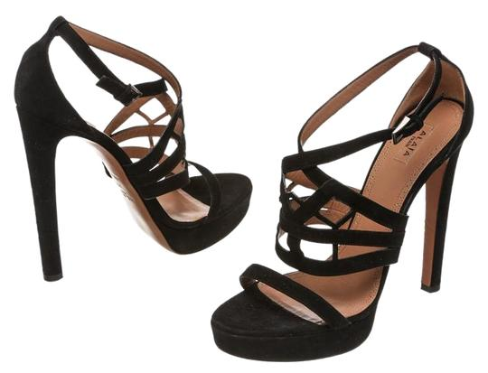Preload https://img-static.tradesy.com/item/17818210/alaia-black-suede-cage-ankle-strap-platform-405-201578-sandals-size-us-105-regular-m-b-0-1-540-540.jpg