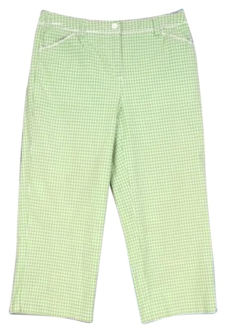 Preload https://img-static.tradesy.com/item/17818471/talbots-green-white-gingham-check-plaid-stretch-crop-capri-pants-petite-2p-0-1-650-650.jpg