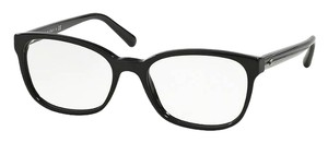 Chanel CHANEL Rectangle CH3313A Eyeglasses (Black)
