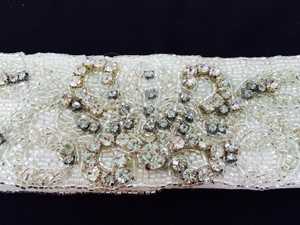 Pronovias Fully Beaded Manuel Mota Belt