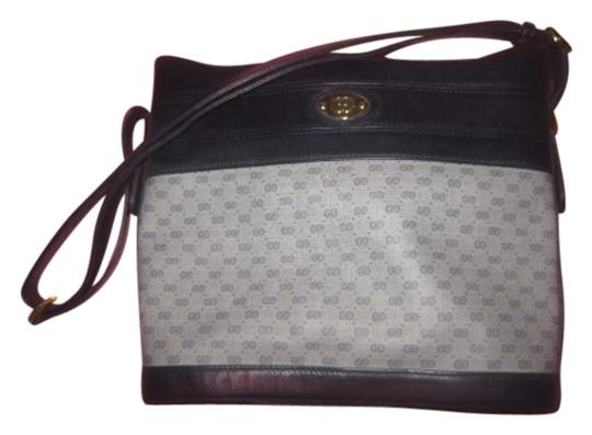 Preload https://img-static.tradesy.com/item/17819515/gucci-vintage-pursesdesigner-purses-white-coated-canvas-with-navy-small-g-logo-print-and-leather-sat-0-1-540-540.jpg