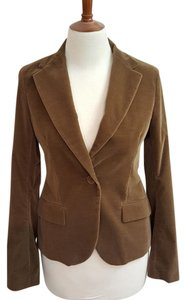 Theory Modern Contemporary Sleek Tailored Sable Blazer