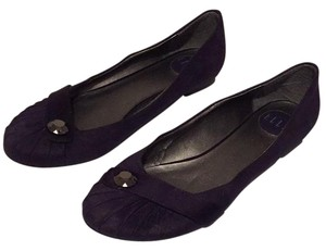 Elle Purple Flats