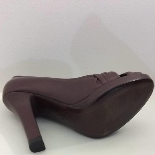 Cole Haan Wine Pumps Image 4
