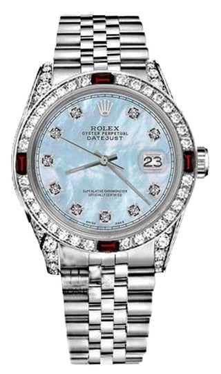 Preload https://img-static.tradesy.com/item/17821834/rolex-36mm-datejust-baby-blue-mop-dial-with-ruby-and-diamond-bezel-rrt-watch-0-3-540-540.jpg