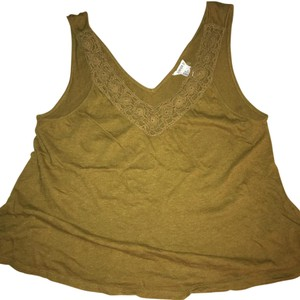 Forever 21 Top Army green