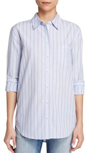 Equipment Button Down Shirt Periwinkle