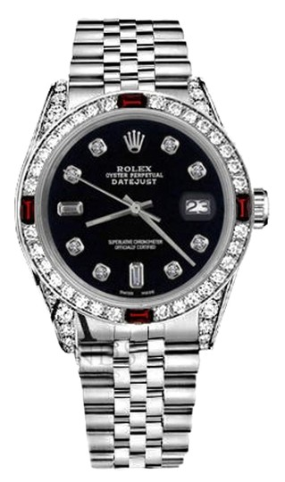 Preload https://img-static.tradesy.com/item/17823409/rolex-36mm-datejust-black-color-dial-with-ruby-and-82-diamond-accent-watch-0-3-540-540.jpg