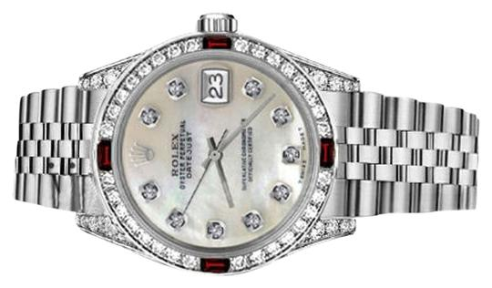 Preload https://img-static.tradesy.com/item/17823718/rolex-women-s-31mm-datejust-white-mop-dial-ruby-and-diamond-bezel-watch-0-3-540-540.jpg