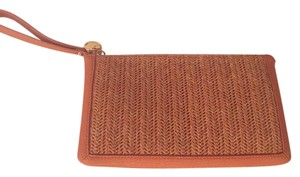 The Limited Peach Clutch
