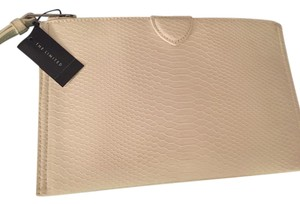The Limited White Clutch