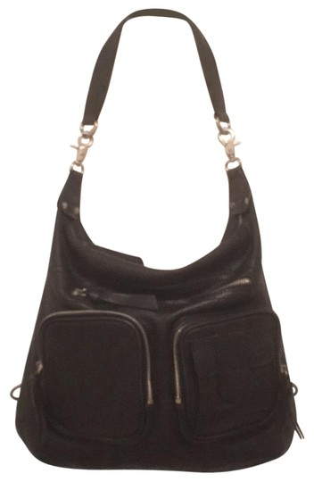 Preload https://img-static.tradesy.com/item/17824702/chocolat-blu-hobo-black-leather-shoulder-bag-0-1-540-540.jpg