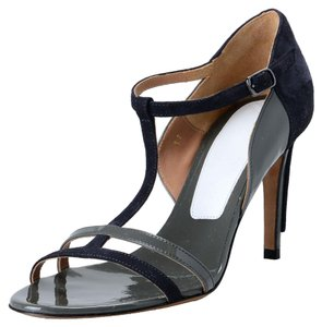 Maison Margiela Gray / Blue Pumps