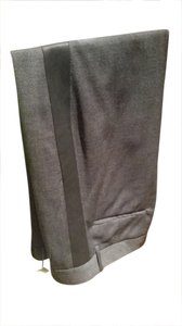 Theory Straight Pants charcoal