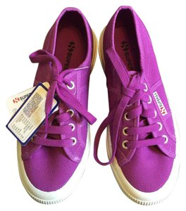 Superga Purple Athletic
