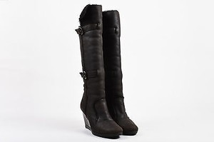 Fendi Chocolate Brown Boots