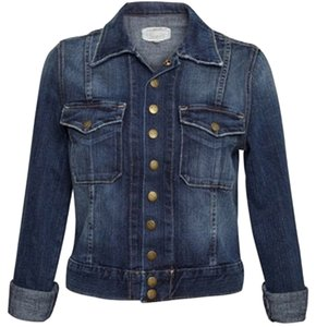 Current/Elliott Current Elliot Jean Denim Jacket