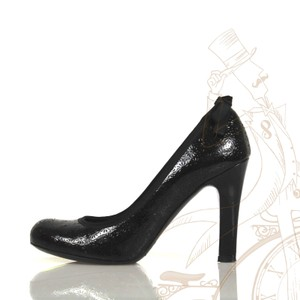 Marc Jacobs Patent Black Pumps
