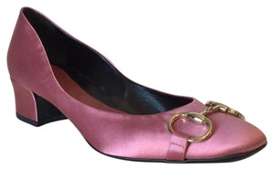 Gucci Pink Pumps