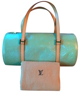 Louis Vuitton Mint Green Clutch