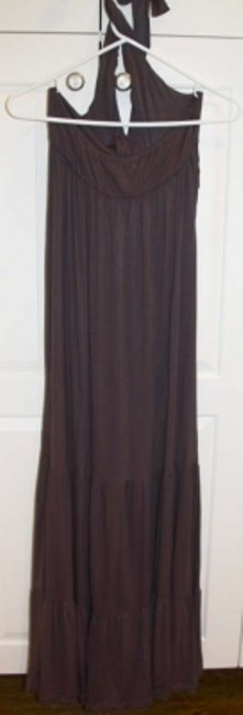chocolate Maxi Dress by Daisy
